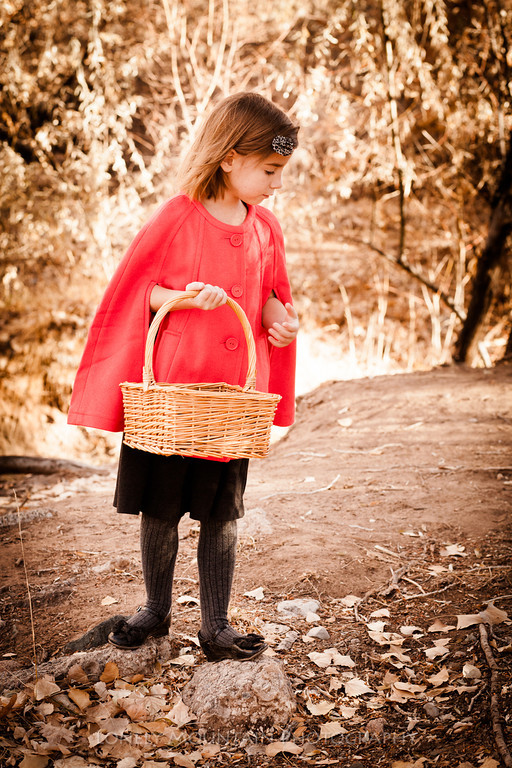 ella little red riding hood 1