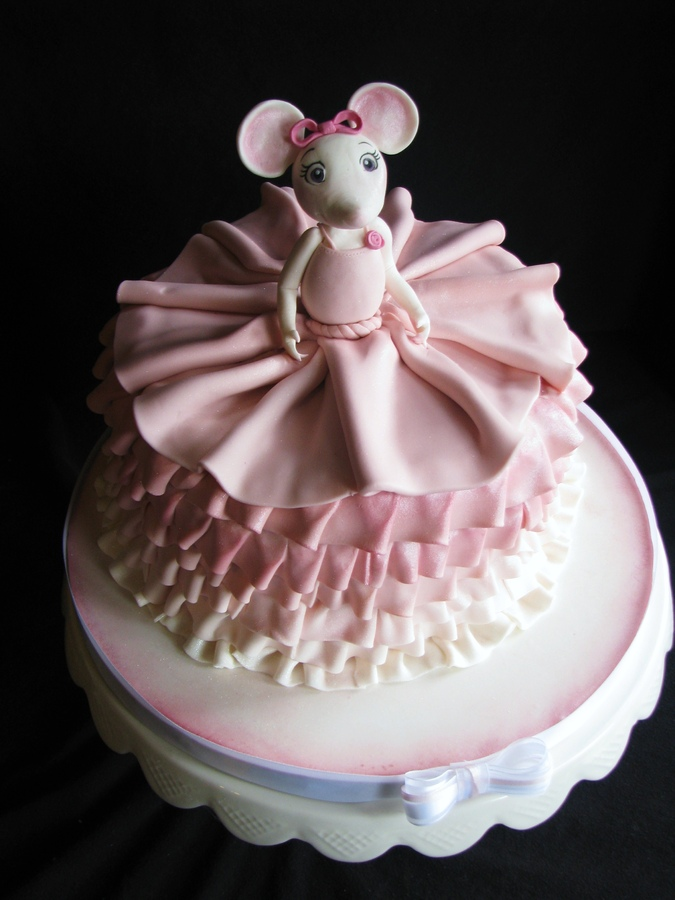 Cake Design For  Year Old Baby Girl