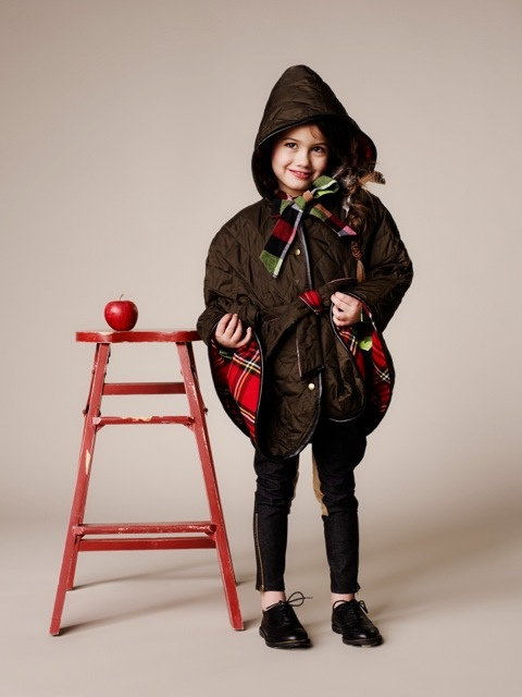 Great-quilted-cape-coat-look-from-Deluna-Kids-for-winter-2013