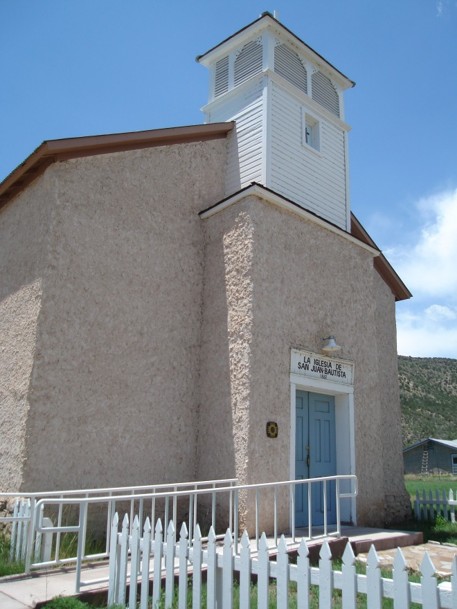 church in Lincoln,NM