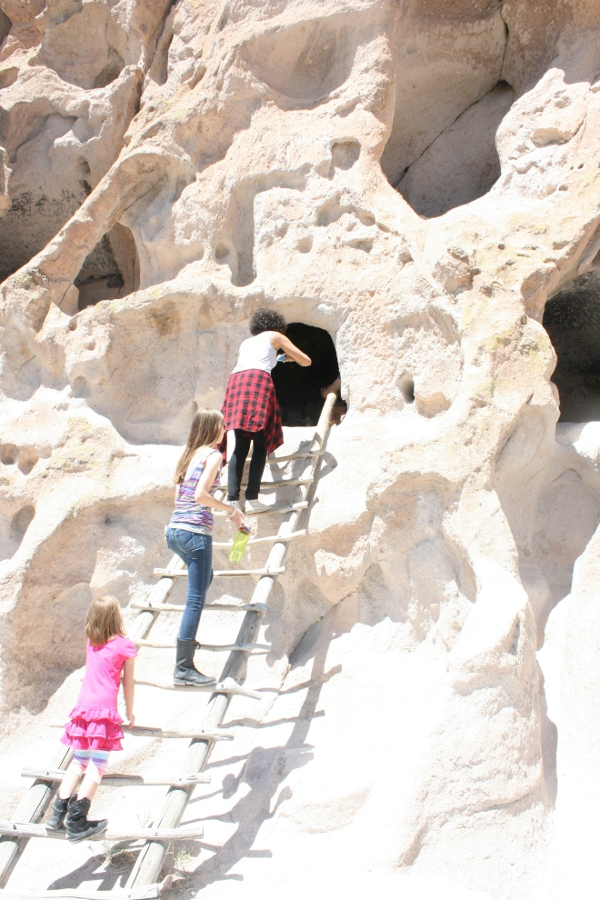 Bandelier National Monument Teach Where You Live