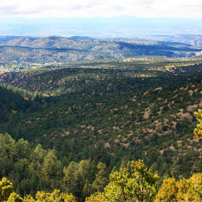 High Road to Taos, Cordova