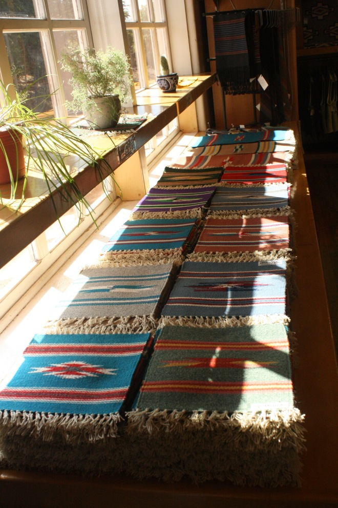 Ortegas Weaving Shop in Chimayo, NM