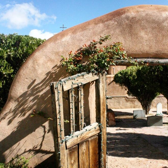 Santurio de Chimayo door