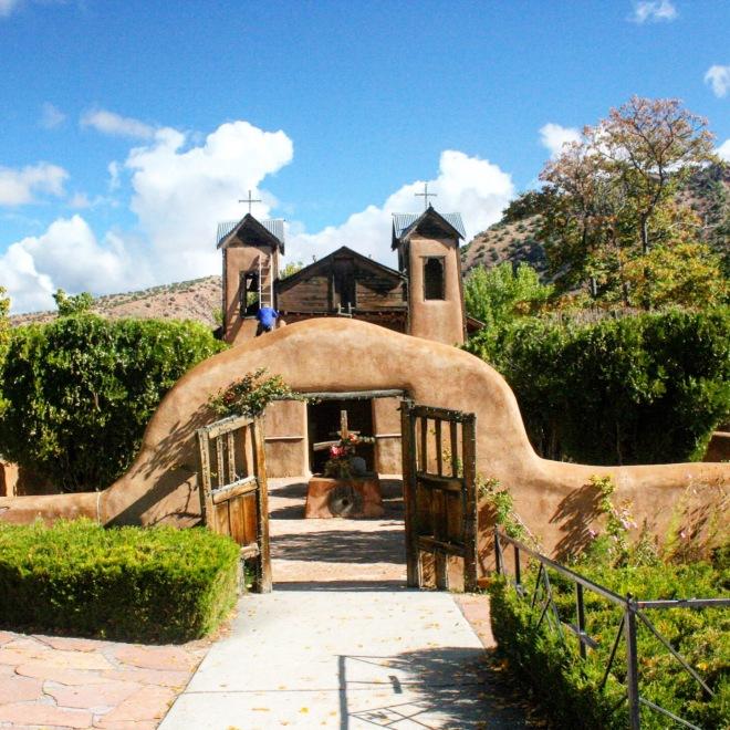 Santurio de Chimayo, NM