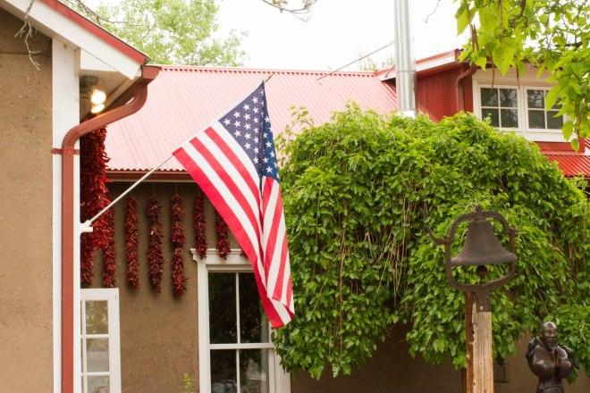 Rancho de Chimayo restaurantKarsten und Katharina